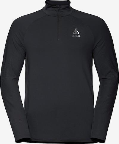ODLO Funktionsshirt in schwarz / weiß, Produktansicht