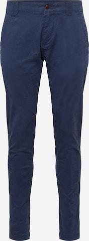 Pantalon chino 'Scanton' Tommy Jeans en bleu
