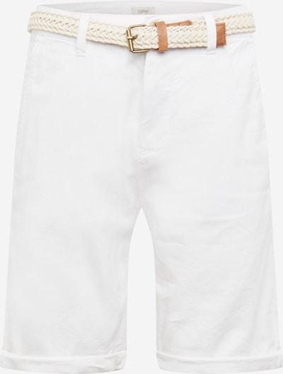 ESPRIT Chino kalhoty - bílá, Produkt