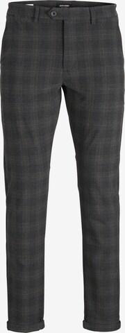 Pantaloni eleganți 'Marco' de la JACK & JONES pe gri