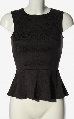 Closet London Top & Shirt in S in Black