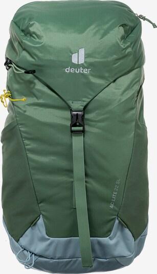 DEUTER Rucksack in grün, Produktansicht