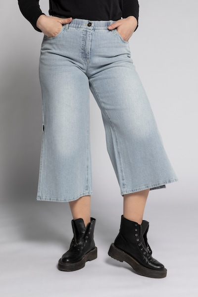 Studio Untold Jeans '796952' in hellblau, Modelansicht