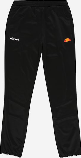 ELLESSE Pantalon 'Hypio' en noir, Vue avec produit