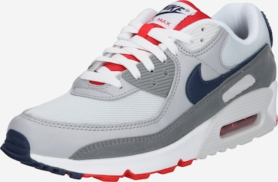 Nike Sportswear Sneaker 'Air Max 90' in navy / weiß, Produktansicht