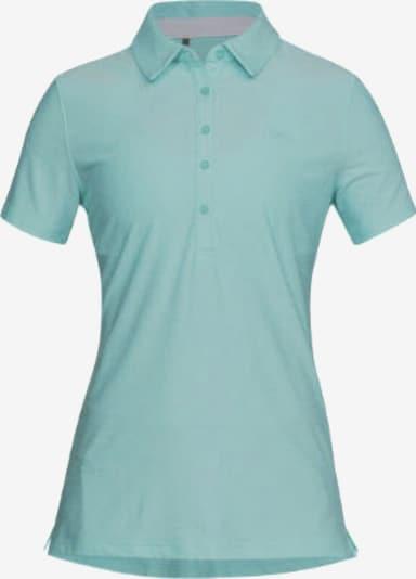 UNDER ARMOUR Shirt 'Zinger' in jade, Produktansicht