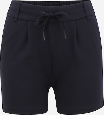Only Petite Pleat-front trousers 'POPTRASH' in Dark blue, Item view