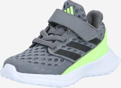 Scarpa sportiva 'RapidaRun' ADIDAS PERFORMANCE di colore grigio / verde neon / nero, Visualizzazione prodotti