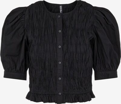 PIECES Blouse 'Taleah' in de kleur Zwart, Productweergave
