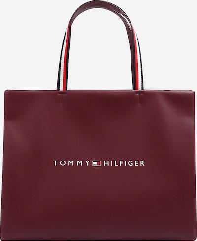TOMMY HILFIGER Sac en bleu foncé / melon / rouge pastel / blanc, Vue avec produit