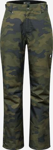 Pantalon de sport 'Kitebar' BRUNOTTI en vert