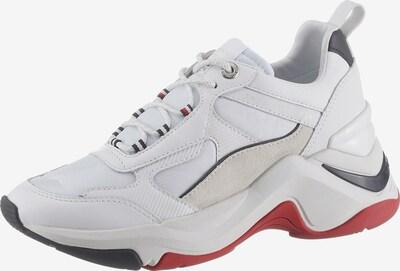 Sneaker low TOMMY HILFIGER pe albastru / roșu / alb, Vizualizare produs