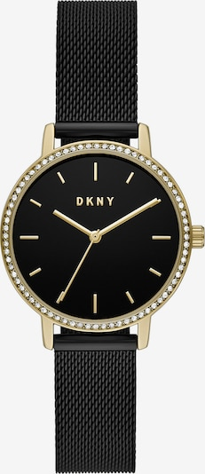 DKNY Analog Watch in Gold / Black, Item view