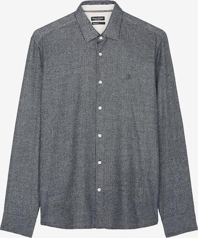 Marc O'Polo Hemd in grau, Produktansicht