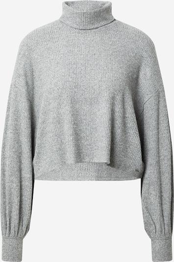 HOLLISTER Пуловер 'TURTLE' в сив меланж, Преглед на продукта