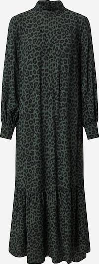 EDITED Vestido 'Trish' en verde oscuro / negro, Vista del producto