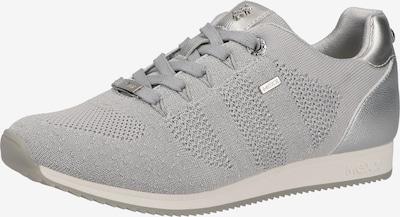MEXX Sneaker in hellgrau / silber, Produktansicht