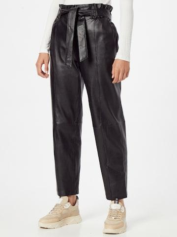 Studio AR Bukse 'CLAIRE' i svart