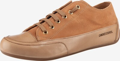 Candice Cooper Sneakers Low in hellbraun, Produktansicht