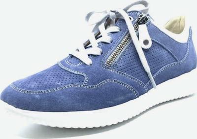 Hartjes Schnürschuh in blau / weiß, Produktansicht