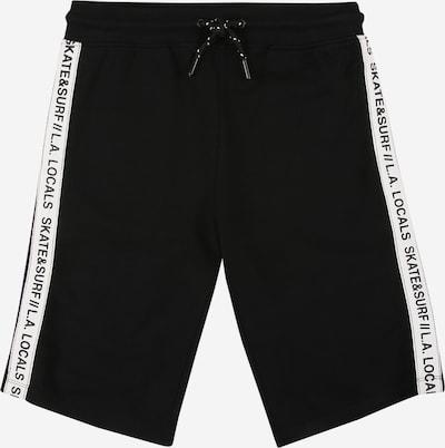 OVS Broek in de kleur Zwart / Wit, Productweergave