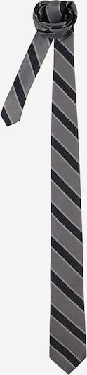 JACK & JONES Kravata 'STRIDER' - antracitová / světle šedá / tmavě šedá, Produkt