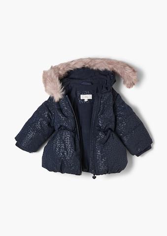 Manteau s.Oliver en bleu