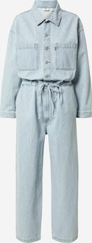 LEVI'S Jumpsuit 'ROOMY' in Blau