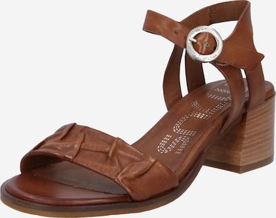 Sandale cu baretă 'LEI ' MJUS pe maro, Vizualizare produs