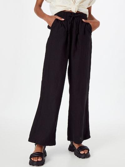 Gina Tricot Nohavice 'Disa' - čierna, Model/-ka