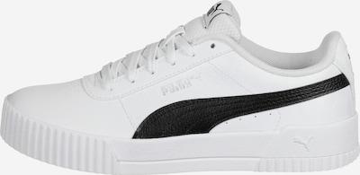 PUMA Sneaker' Carina Snake ' in schwarz / weiß, Produktansicht