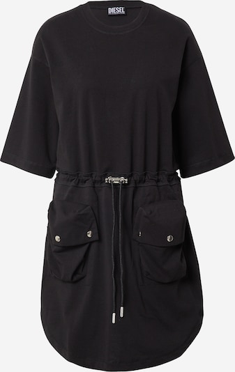 DIESEL Sukienka w kolorze czarnym, Podgląd produktu