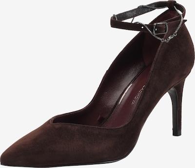 Ekonika Schuhe in dunkelbraun, Produktansicht