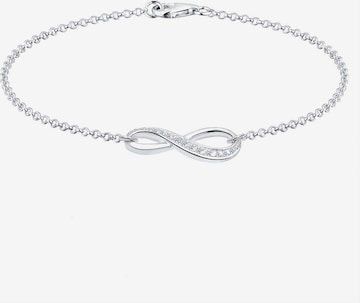 ELLI Armband 'Infinity' in Silver