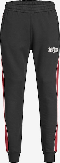 LONSDALE Joggingpants 'Glenwood' in schwarz, Produktansicht
