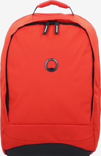 DELSEY Rucksack mit RFID 'Securban' in orange / schwarz, Produktansicht