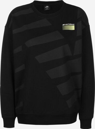 new balance Sweater in schwarz, Produktansicht