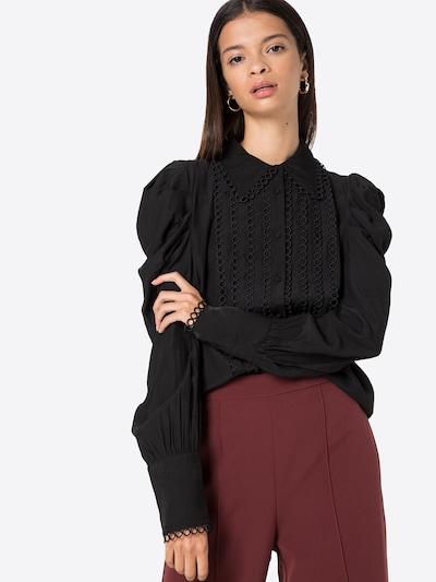 Copenhagen Muse Bluse 'CMULTRA-SH2' in schwarz, Modelansicht