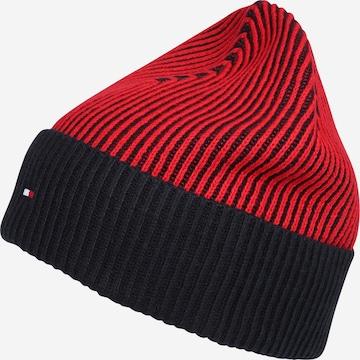 TOMMY HILFIGER Müts 'PIMA', värv punane