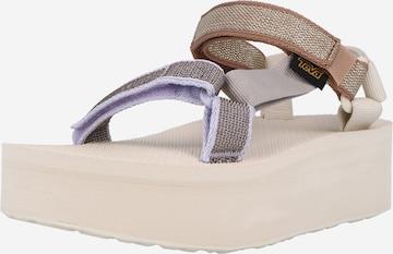 mišri TEVA Sportinio tipo sandalai 'Fall 2021'
