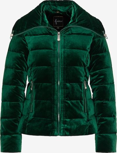 faina Tussenjas in de kleur Smaragd, Productweergave