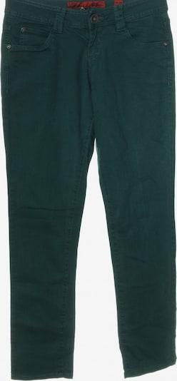 s.Oliver Straight-Leg Jeans in 29 in grün, Produktansicht