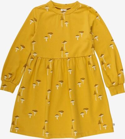 Müsli by GREEN COTTON Kleid in curry / goldgelb / hellgelb, Produktansicht