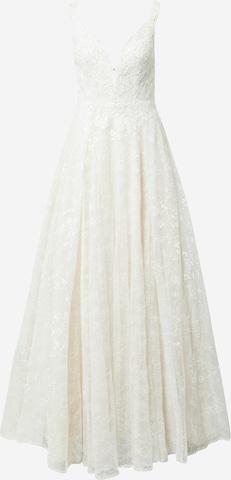 MAGIC BRIDE Evening dress in White