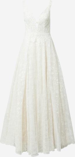 MAGIC BRIDE Avondjurk in de kleur Natuurwit, Productweergave