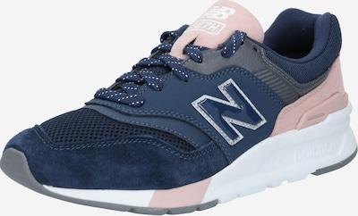 new balance Sneaker low i navy / mørkegrå / lyserød / hvid, Produktvisning