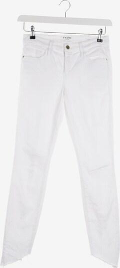 Frame Jeans in 26 in weiß, Produktansicht