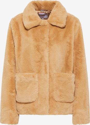 MYMO Winter Jacket in Beige