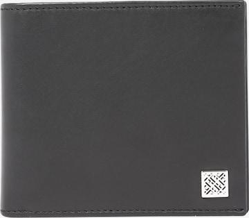 BOSS Plånbok 'Losate_4' i svart