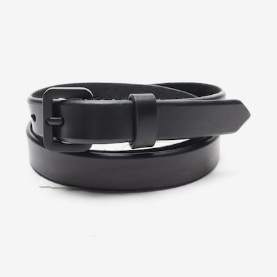 Neil Barrett Gürtel in M in schwarz, Produktansicht